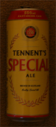 Tennent`s Special Ale